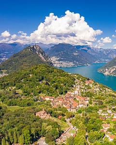 Carona, Switzerland