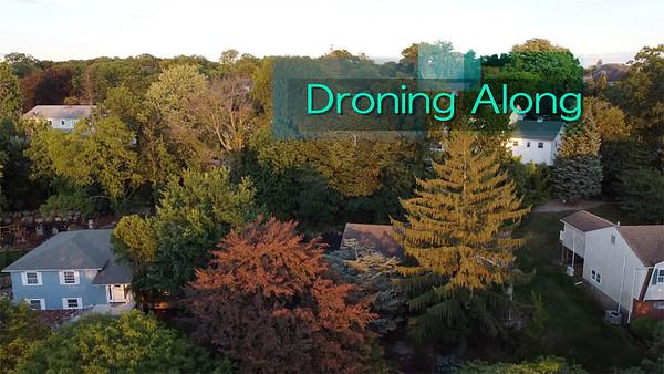 Droning Along - Wayne NJ - August 2021