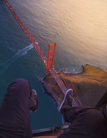 Golden Gate Vertigo