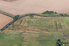 Aerial photo of Hawton Redoubt earthworks-1