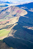 Aerial photo of Mam Tor Hill Fort.