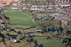 Aerial photo of The Queens Sconce Newark-3