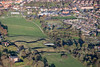 Aerial photo of The Queens Sconce Newark-4