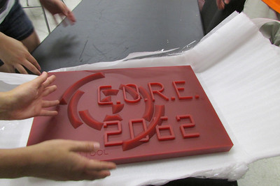 Core Logo made at Zeman Tools