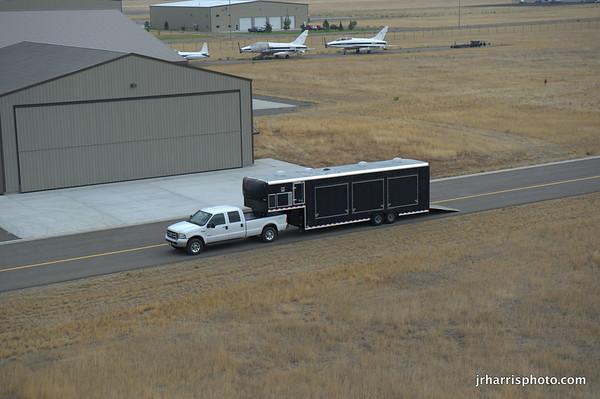 Rocky Mountain Rotors - Robinson R22 vs HUEY