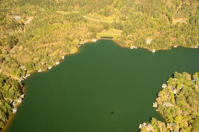 Lake Rabun Dike