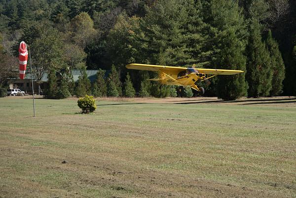 Big Creek Cubcrafters Visit 101715