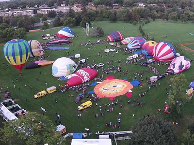 Boise Balloon Classic 2015
