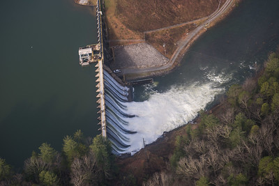 Lake Rabun Dam