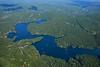 Lake Rabun, Witham's Point, Dike, Dam, Hall's Boathouse