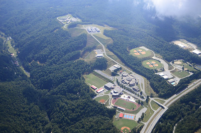 Rabun County Schools, Recreation Department & Arena