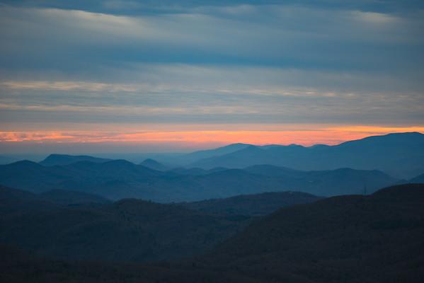 Savannah Clouds Highlands Sunset
