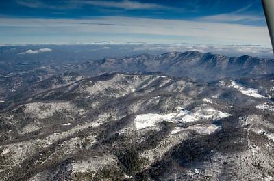 Highland Gap, Scaly Mountain, NC