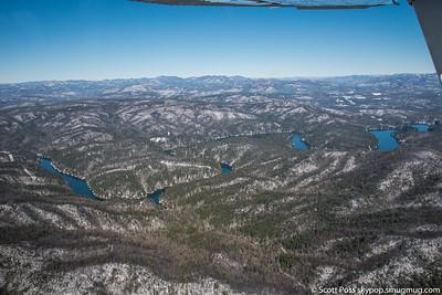Lake Rabun - from south looking north