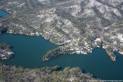 Lake Rabun - Witham's Point