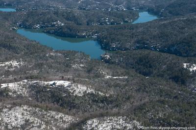 Lake Rabun - Big Basin and King Farm