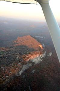 Whiteside Mountain, Cashiers, Highlands,