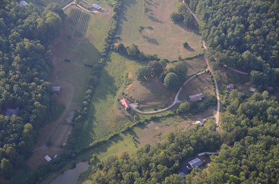 Bridge Creek Road, Tiger, GA, Stonewall Creek,