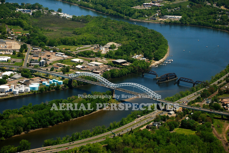 Arrigoni Bridge in Portland Conn.