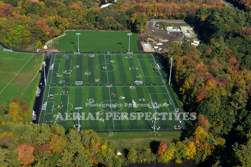 Acton Boxborough High School soccer fields