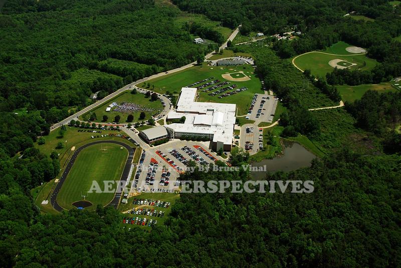QUABBIN REGIONAL JUNIOR & SENIOR HIGH SCHOOL  <br /> Graduation 2009