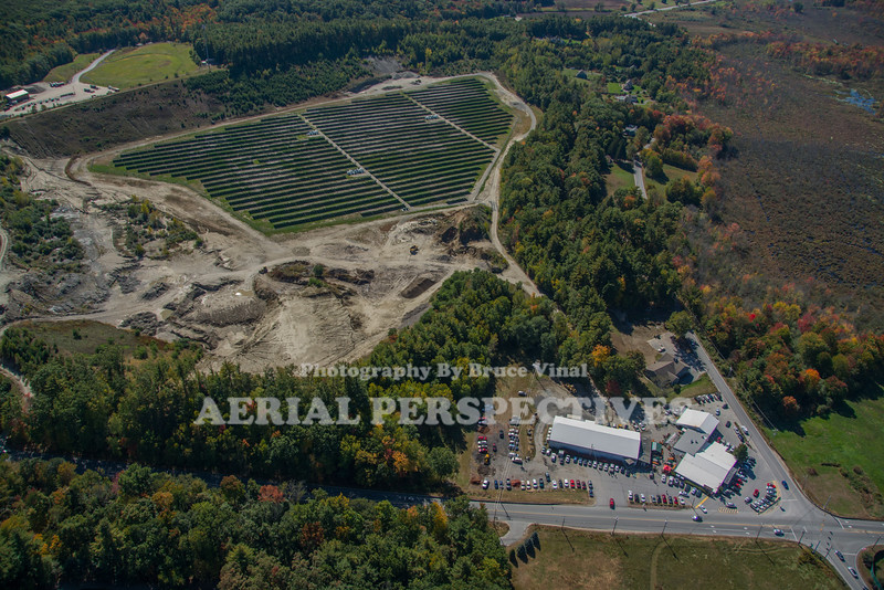 Bolton Orchards, Clear Summit materials, Solar Farm