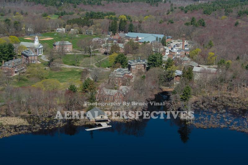Middlesex School and Bateman's Pond
