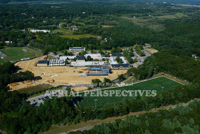 Concord high School construction