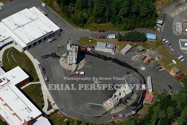 The Massachusetts Firefighting Academy