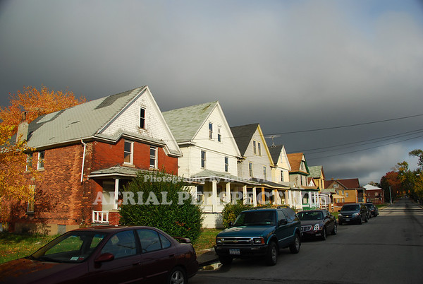 The real Niagara Falls NY- Run down, vacant neighborhoods and Casinos