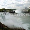 Niagara Falls from the observation deck