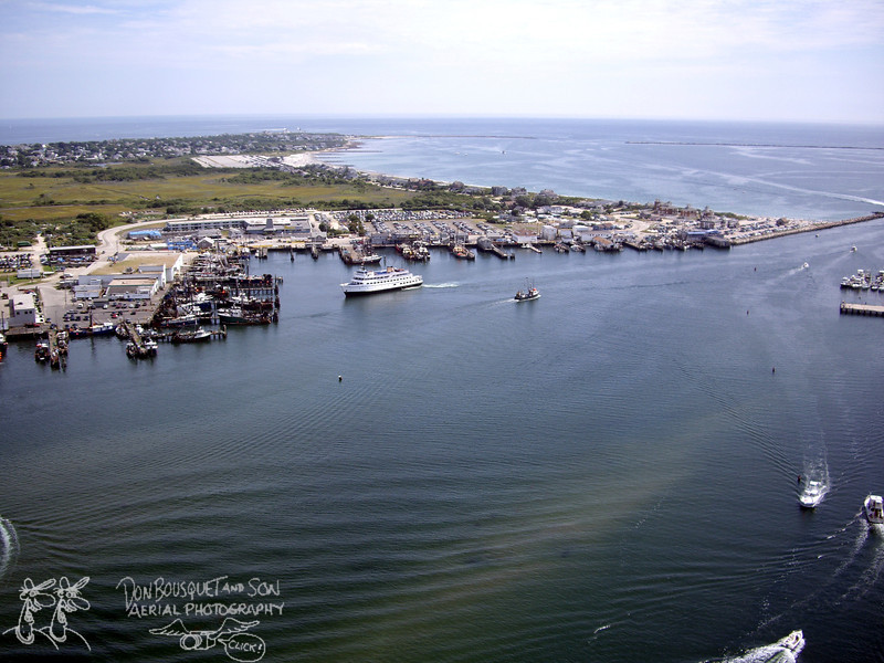 Point Judith Pond, Block Island ferry, Galilee
