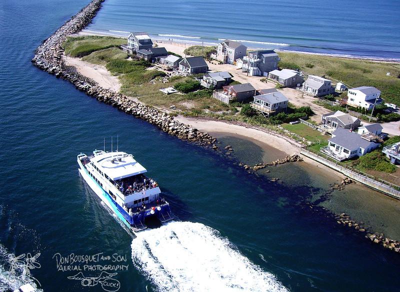 Block Island High Speed Ferry