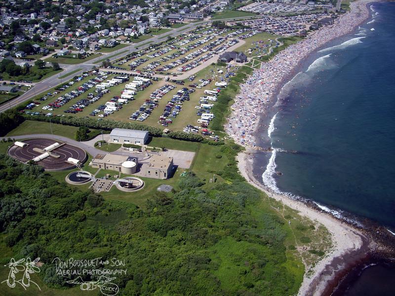 Scarborough Beach, Scarborough Wastewater Treatment Facility