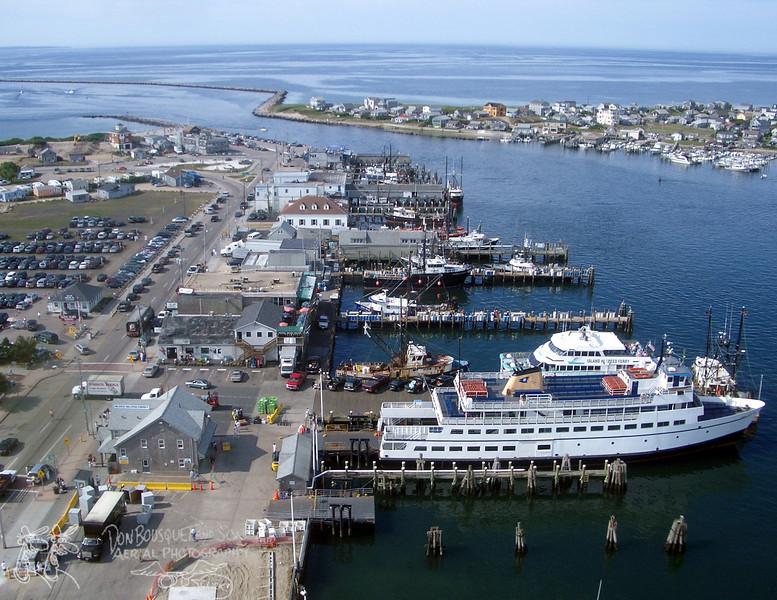 Galilee, Block Island ferry
