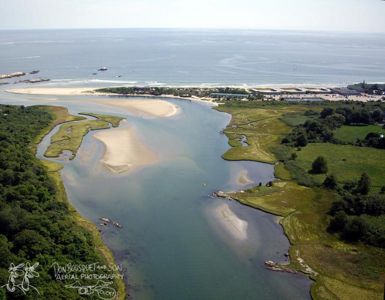 Narrow River, the Dunes Club