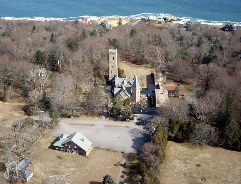 Our Lady of Peace Spiritual Center - Hazard Castle<br /> <br /> Ocean Rd.