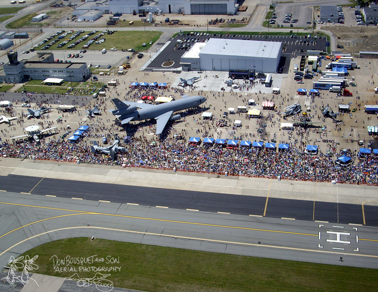 The RI National Guard Air Show at Quonset