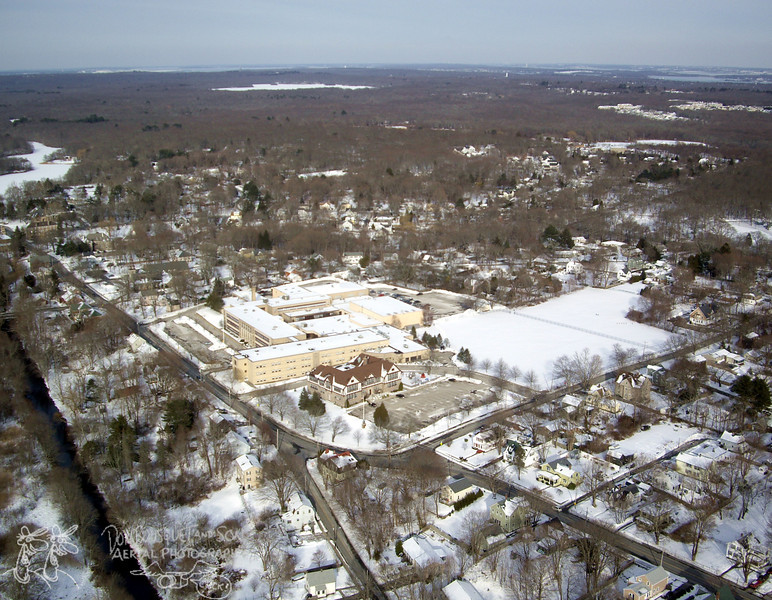 South Kingstown High School, Hazard School