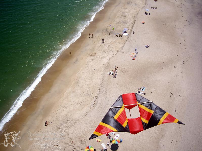 Kite over Weekapaug