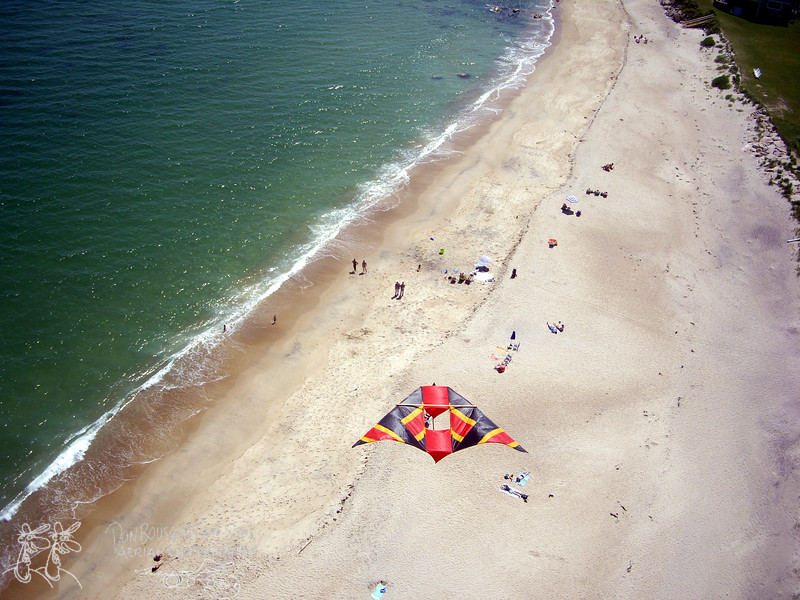 Kite over Weekapaug