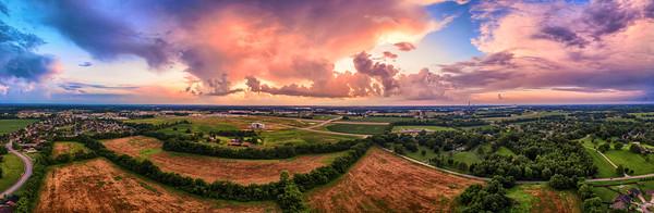 Awesome Sunset - July 2019
