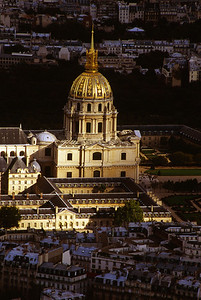 Aerial View of the Hotel des Invalides