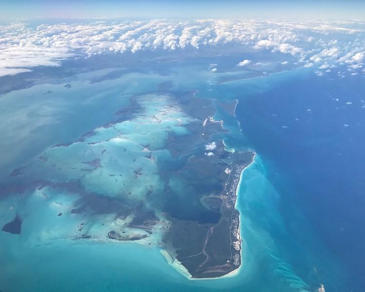 Cayo Santa Maria - about 350 miles SE from Havana along the northern coast of Cuba