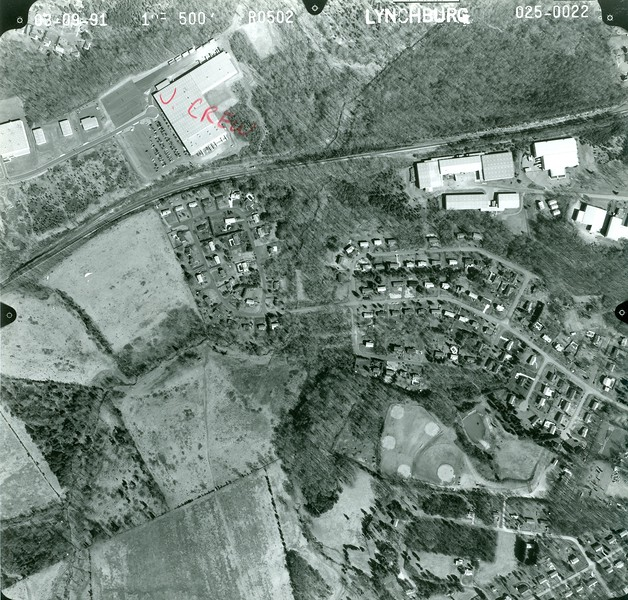 Aerial view of J. Crew (6670)