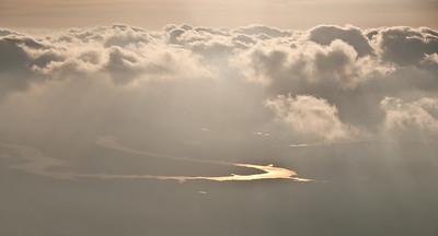 river-aerial