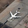 San Francisco International Airport<br /> Lufthansa Airlines <br /> Boeing 747