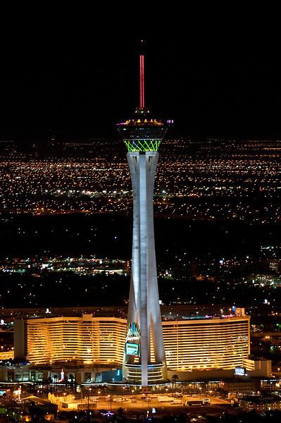 Stratosphere Hotel <br /> Las Vegas, Nevada