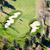 Cherry Creek Golf Course<br /> Denver, Colorado<br /> Aerial Photography