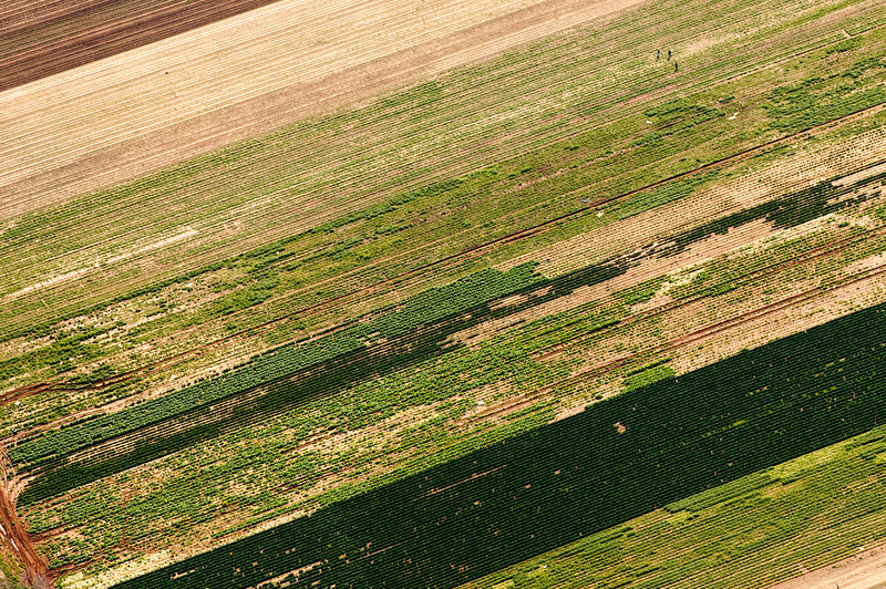 Abstract Aerial Photography<br /> Denver, Colorado